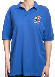 TGS House Polo Shirt (ARNOLD) Colour - ROYAL BLUE
